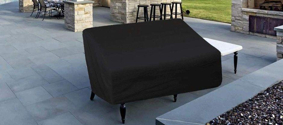 Las 4 mejores fundas protectoras del sucio y mal clima para los muebles de tu patio