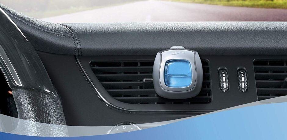 5 opciones de aromatizantes para siempre tener un ambiente fresco en tu auto