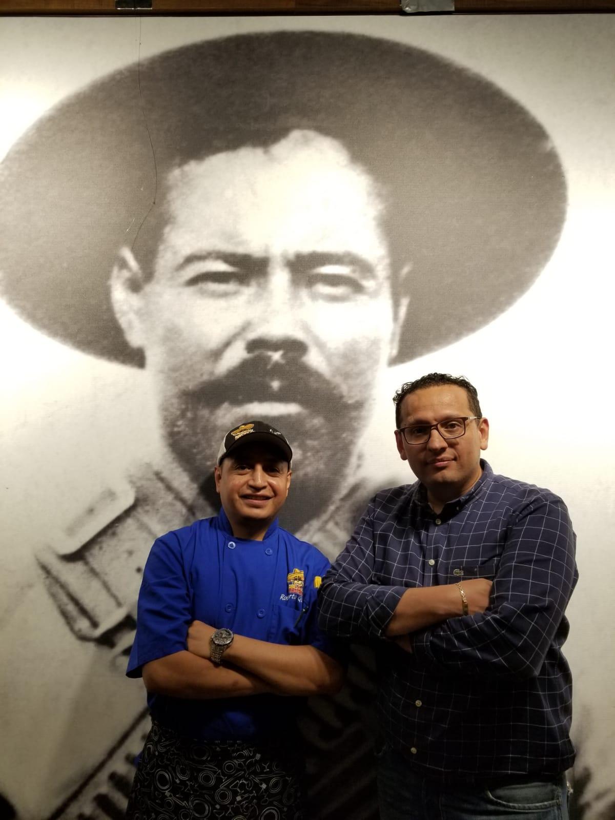 Don Pancho Villa no es nada tradicional