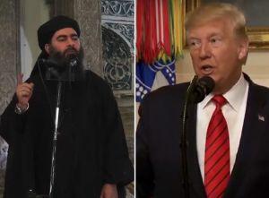 """Trump confirma que líder de ISIS murió en operativo en Siria: """"Murió como un cobarde"""""""