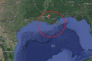 El misterioso avión que buscan la Guardia Costera y la Armada mexicana en el Golfo de México