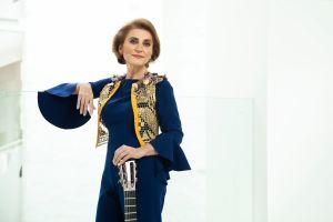 Una noche de acordes con la guitarra de Berta Rojas