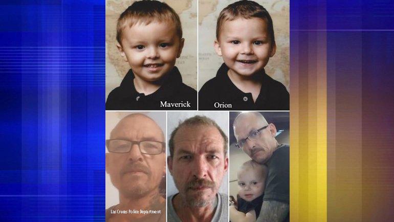 Buscan a dos niños que quizás fueron llevados a México por su padre, delincuente sexual