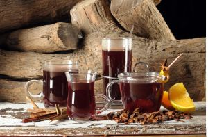 Para el otoño: El reconfortante vino caliente ¡Aprende a prepararlo!