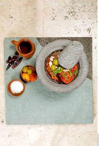 ¡Básicos de la cocina mexicana! Las tres salsas más famosas