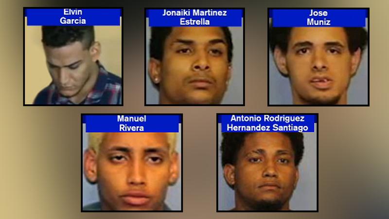 Sentencian a los primeros 5 pandilleros juzgados por el crimen brutal de Junior Guzmán en El Bronx