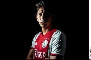 Peor es quedarse en la banca: Edson Álvarez jugó 2 minutos en el triunfo de su equipo contra el Waalwijk