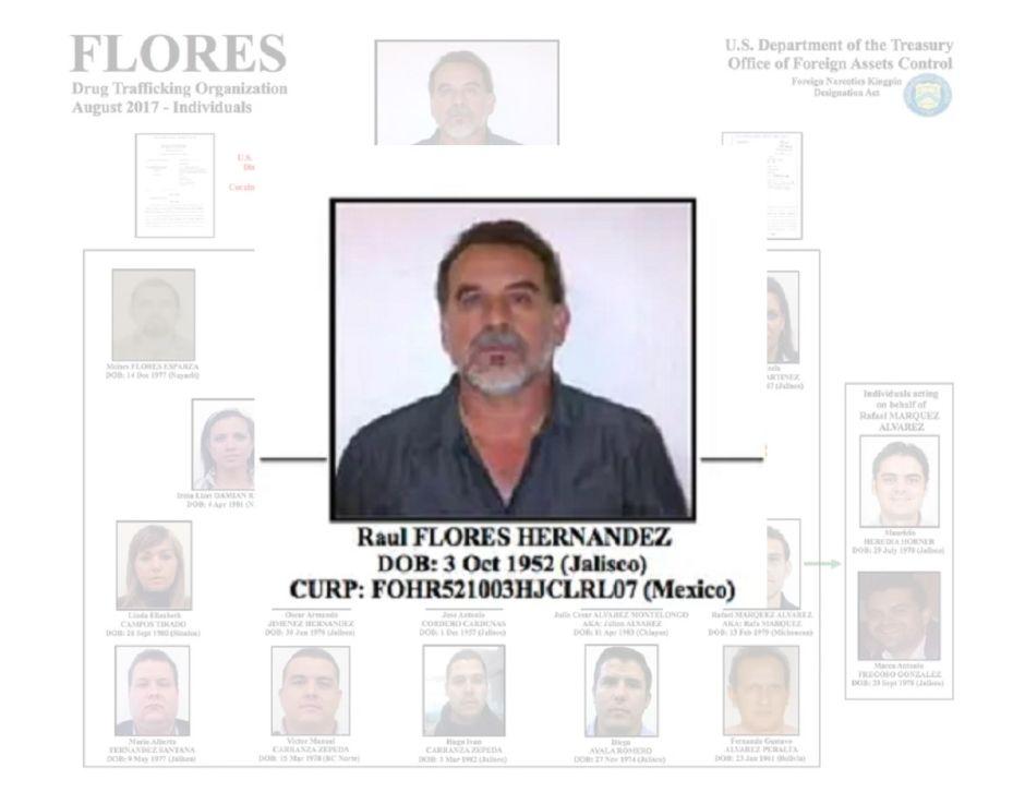"""México autoriza extradición de """"El Tío"""", operador clave de """"El Mencho"""", tras fracasar con hijo de """"El Chapo"""""""