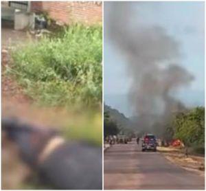 """¿Sicarios del CJNG buscaban proteger a esposa de """"El Mencho"""" antes de masacre de policías en Aguililla, Michoacán?"""