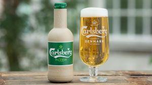 Lanzarán la primera cerveza en botella de 'papel' reciclable