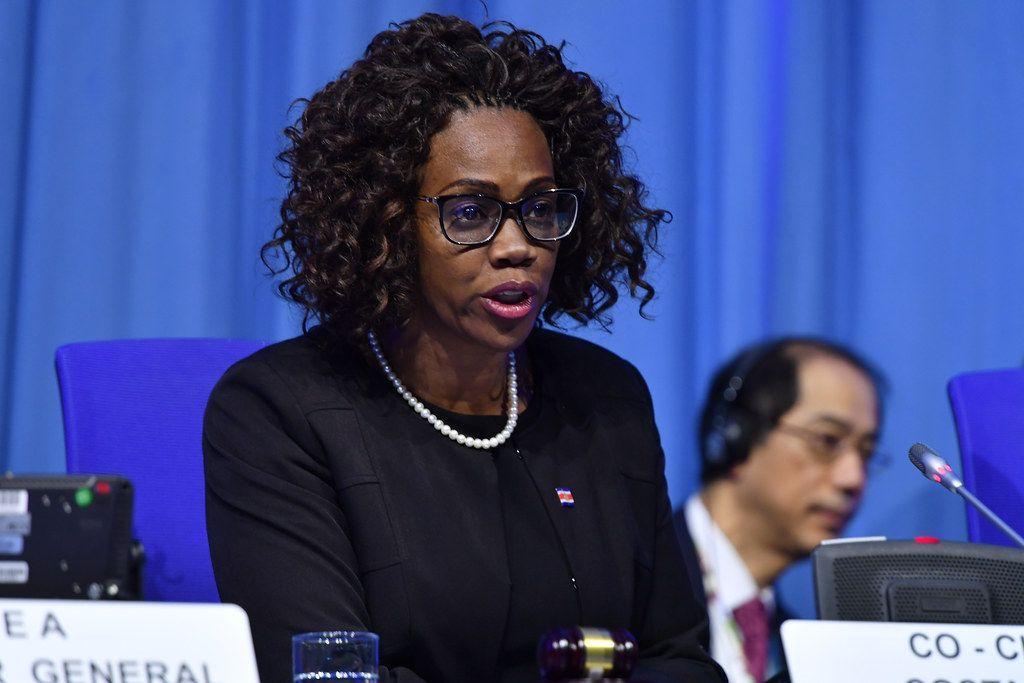 Vicepresidenta costarricense pide dejar de lado políticas migratorias restrictivas