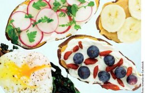 ¡El antojo más saludable! Exquisitas ideas de tapas nutritivas, llenas de fibra y energía