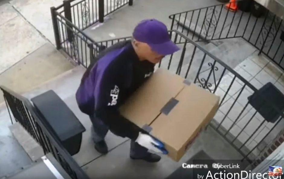 Atrapan a latino por disfrazarse de empleado FedEx, atar y robar a una familia en Brooklyn