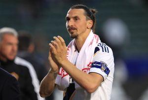 Zlatan Ibrahimovic dejaría Los Angeles para volver a Italia