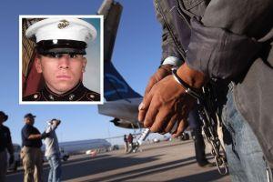 """""""Debería haber muerto en Irak"""". Veterano latino deportado en secreto cuenta cómo se siente"""