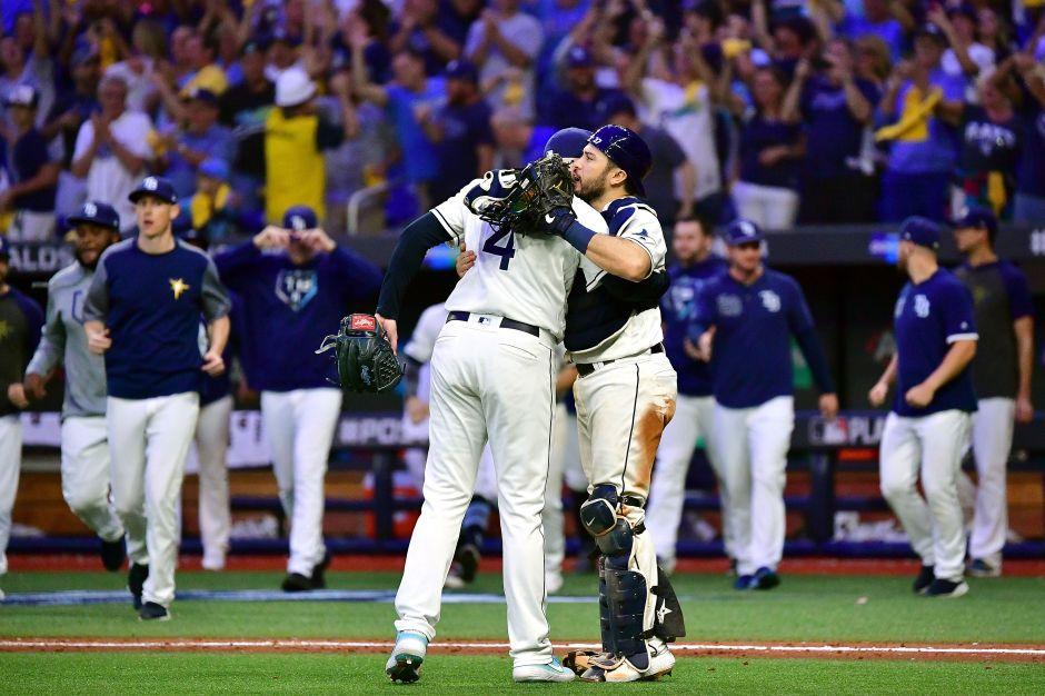 Rays alargan la serie ante los Astros a cinco juegos