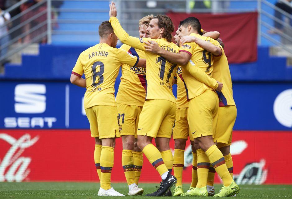 ¿Barcelona acabará con el sueño del Granada?