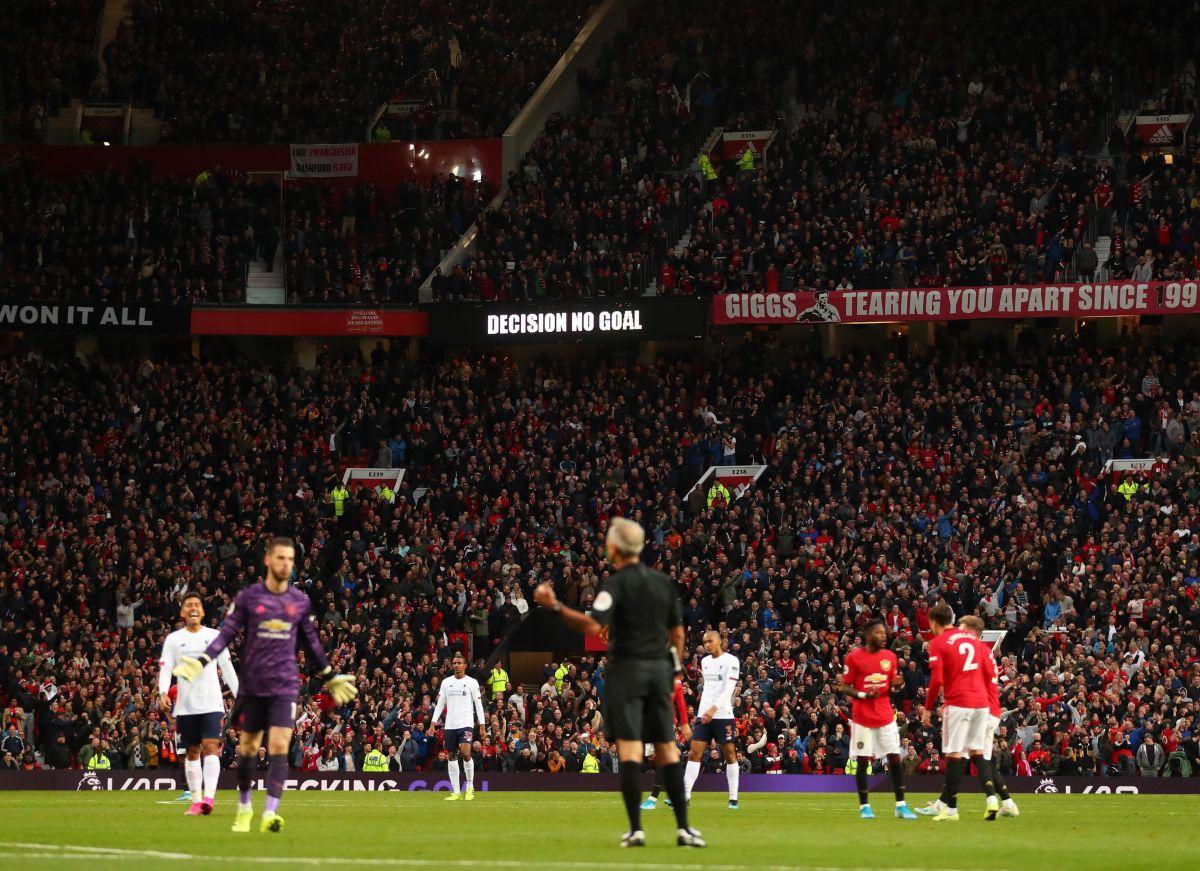 Con polémica del VAR incluida, Liverpool rescata empate ante Manchester United y sigue invicto