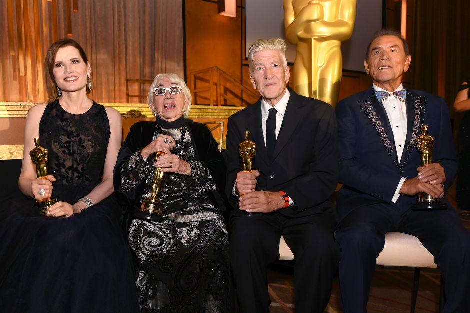 Premiados con los Oscars honoríficos denuncian la desigualdad entre hombres y mujeres en Hollywood