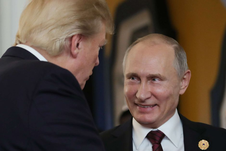 Mhoni Vidente predice que Vladímir Putin tumbará a Donald Trump
