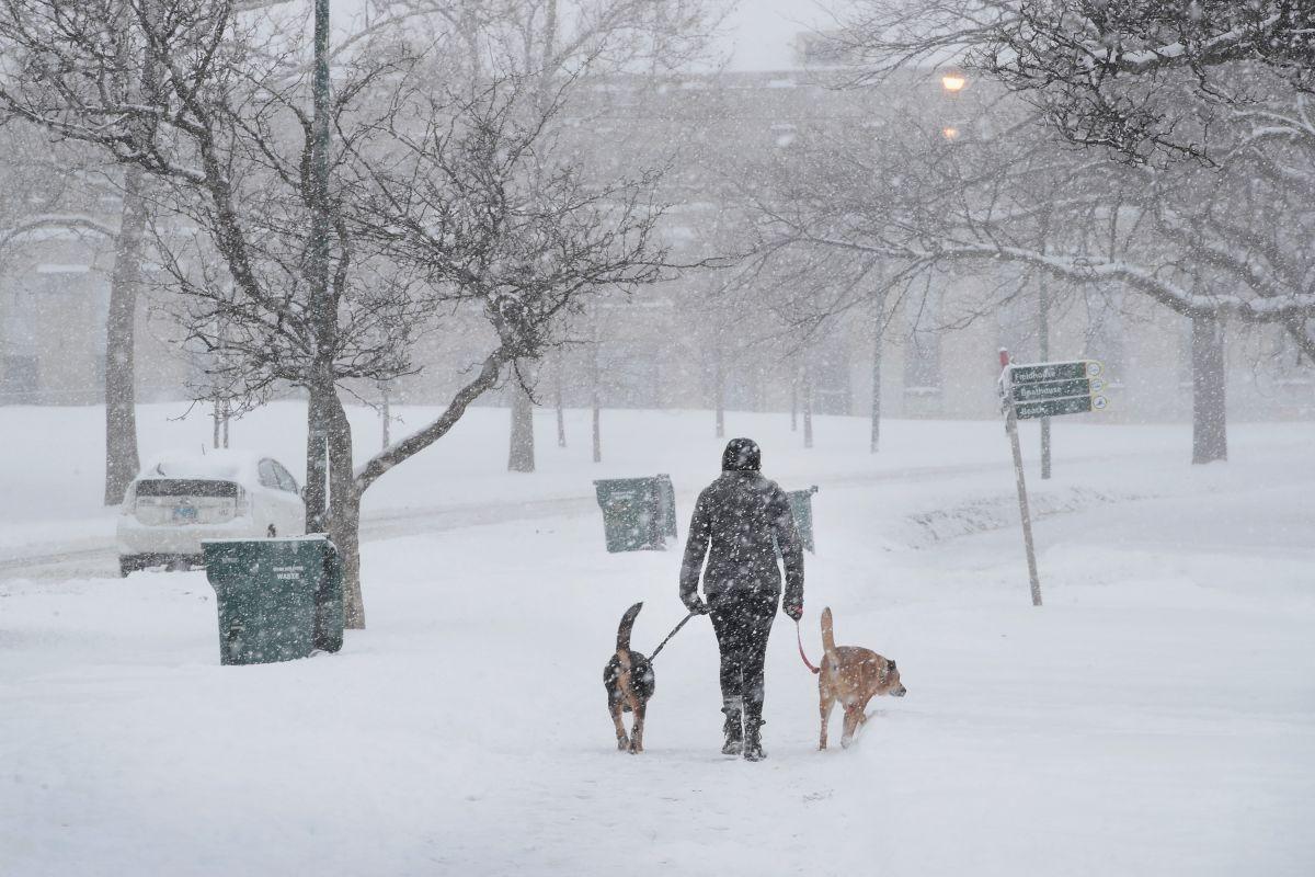 Esta ciudad ha roto 4 récords por temperaturas bajas de invierno en pleno otoño en menos de 24 horas