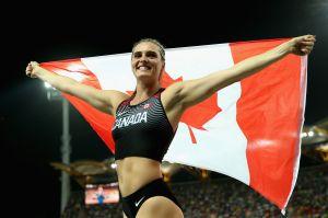 Reinas del Atletismo: Alysha Newman en el top 5 mundial y muy dentro de nuestros corazones