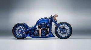 Esta es la Harley Davidson más cara del mundo
