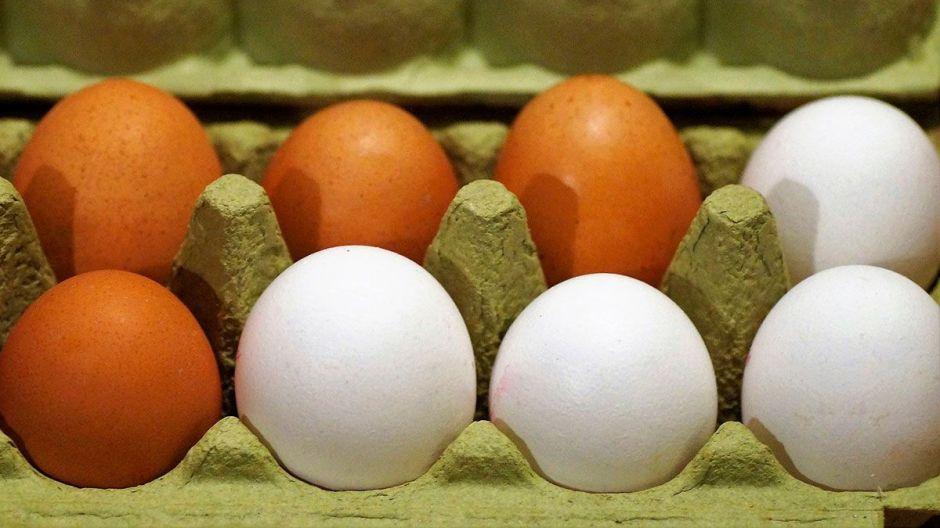 Los precios del huevo se disparan debido a las compras de pánico por coronavirus