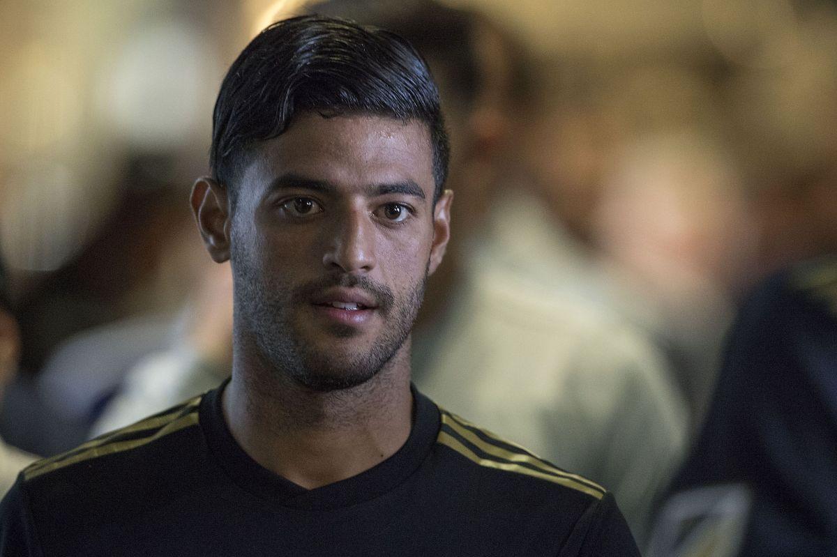 El LAFC no dejará ir a Carlos Vela en los próximos meses.