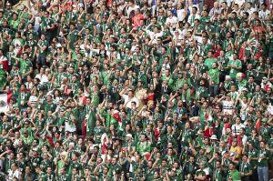 Ya era hora de actuar: Fuera 30 personas el Estadio Azteca por el grito de 'puto'