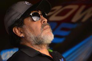 Ya se había tardado: Maradona se solidariza con su ex equipo, los Dorados de Sinaloa y pide perdón en nombre de Gaspar Servio