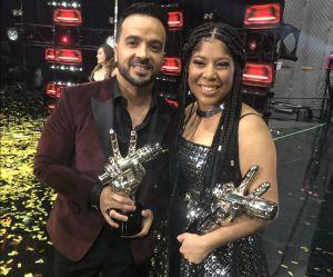 Ganadora de La Voz enciende el Instagram al mostrar sus curvas