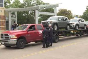 Houston: Esposo atropella y mata a su esposa tras una fuerte discusión