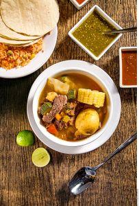 El cocido más nutritivo: Reconfortante Puchero de res al estilo mexicano