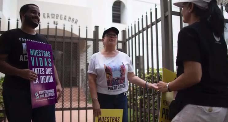 La nueva batalla de los puertorriqueños tras salida de Ricardo Rosselló: evitar que les quiten las pensiones