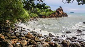 Encuentra extraña roca en la playa y descubre que vale $320,000