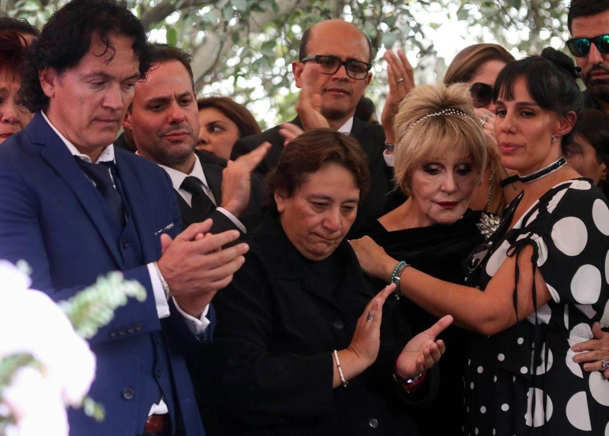 Anel Noreña, Marysol Sosa, José Joel y Laura Nuñez