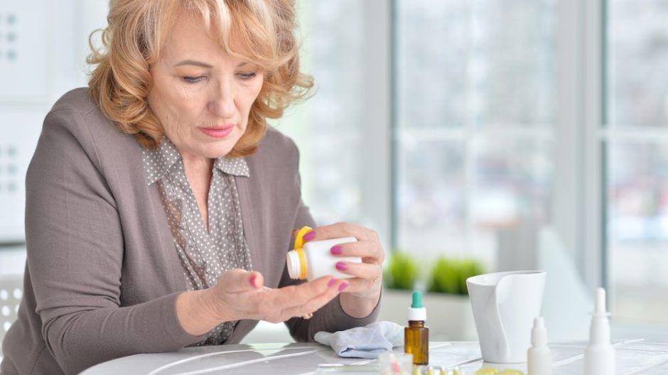 4 productos que te ayudarán a aliviar rápidamente los sofocos de la menopausia