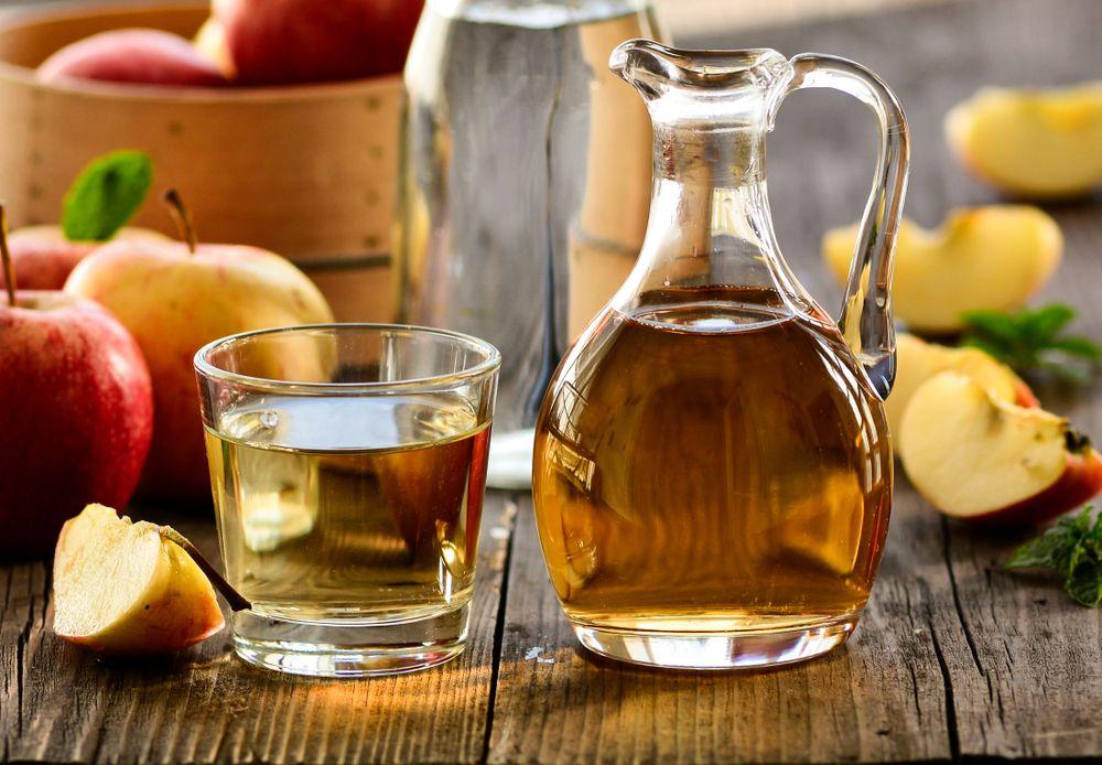 Cómo hacer vinagre de sidra de manzana casero, súper efectivo para adelgazar