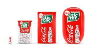 Lanzan Tic Tac con sabor a Coca–Cola