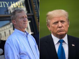 "Debate demócrata: Afirman que Trump es un ""criminal en la Casa Blanca"""