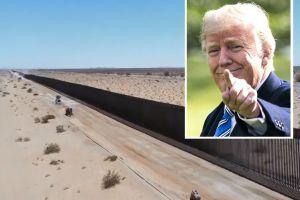 Corte propina revés a Trump al detener construcción de muro fronterizo