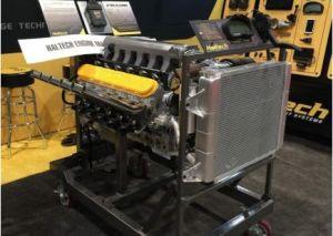 Así se oye el rugir de un motor V12 de 9.5 litros