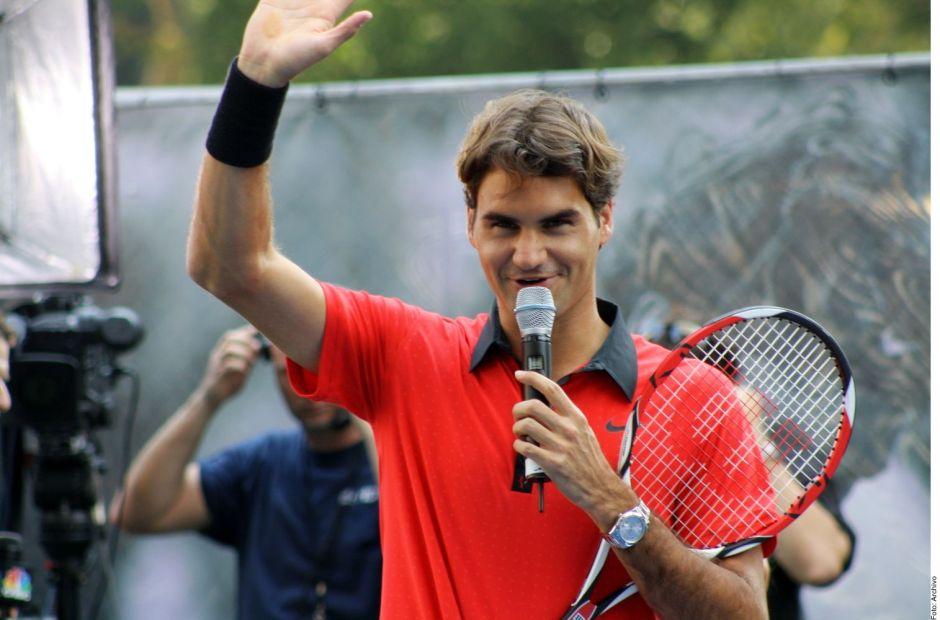 Roger Federer competirá en los Juegos Olímpicos de Tokio 2020