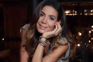 Patricia Manterola enciende las redes con sensual bikini azul