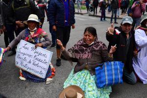 AMLO protege y pide respeto para expresidente de Bolivia. Y EEUU reconoce a presidenta interina
