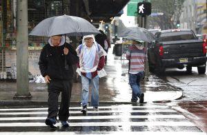 Una tormenta traerá frío y lluvia al sur de California en Thanksgiving
