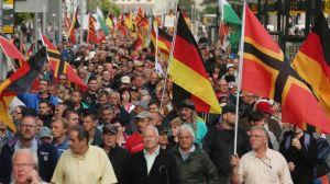 """Dresde, la ciudad alemana que declaró una """"emergencia nazi"""""""