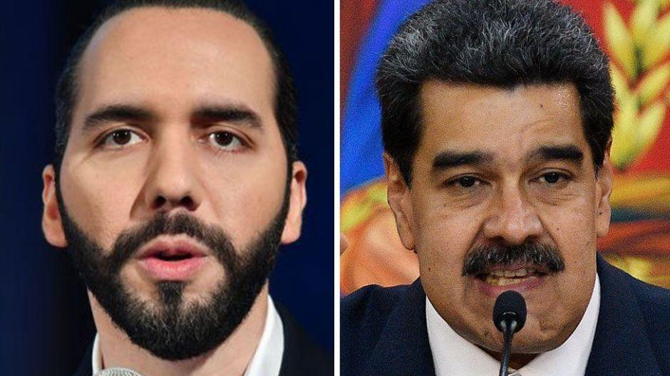 El Salvador expulsa a diplomáticos venezolanos y Maduro le responde con la misma medida