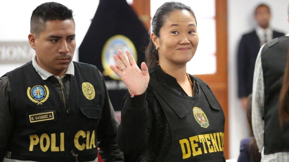 Keiko Fujimori: el Tribunal Constitucional de Perú concede la libertad a la excandidata presidencial